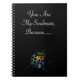 Soulmates - Romantic Notebook